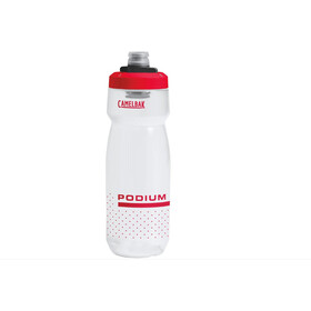 CamelBak Podium Drink Bottle 710ml red/transparent